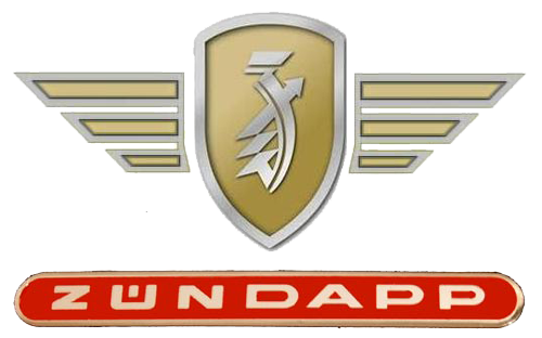 Zundap logo tekst